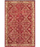 Safavieh Anatolia AN583B Red - Ivory Area Rug