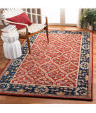 Safavieh Anatolia AN610A Red - Navy Area Rug
