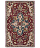 Safavieh Aspen Apn507a Red - Blue Area Rug