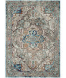 Safavieh Aria Ara119e Beige - Blue Area Rug