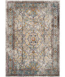 Safavieh Aria Ara199c Cream - Blue Area Rug