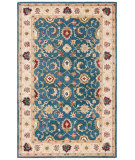 Safavieh Antiquities AT15A Blue - Beige Area Rug