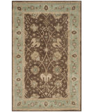 Safavieh Antiquities AT21G Brown - Green Area Rug