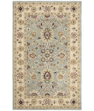 Safavieh Antiquities AT249A Light Blue - Ivory Area Rug