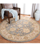 Safavieh Antiquities AT312A Blue - Beige Area Rug
