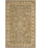 Safavieh Antiquities AT313A Green - Gold Area Rug