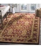 Safavieh Antiquities AT51A Wine - Gold Area Rug