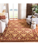 Safavieh Antiquities AT54A Wine - Gold Area Rug