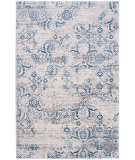 Safavieh Artifact Atf237b Blue - Creme Area Rug