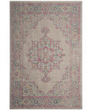 Safavieh Artisan Atn510g Light Grey - Light Blue Area Rug