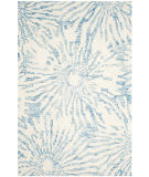 Safavieh Bella Bel129b Dark Blue - Ivory Area Rug