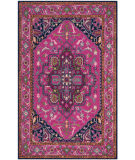 Safavieh Bellagio Blg541c Pink - Navy Area Rug