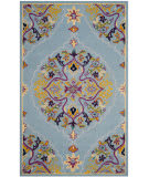 Safavieh Bellagio Blg605b Light Blue - Multi Area Rug