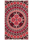 Safavieh Bellagio Blg610k Red - Ivory Area Rug