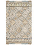 Safavieh Blossom Blm421a Beige - Light Blue Area Rug