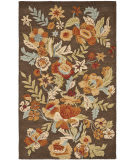 Safavieh Blossom Blm915a Brown / Multi Area Rug