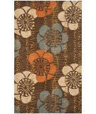 Safavieh Blossom Blm923a Brown - Multi Area Rug