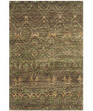 Safavieh Bohemian Boh623a Green - Brown Area Rug