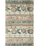 Safavieh Bohemian Boh636a Bleach / Gold Area Rug