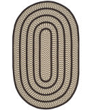 Safavieh Braided Brd401e Ivory / Dark Brown Area Rug