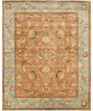 Safavieh Bergama BRG161A Brown / Blue Area Rug