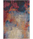 Safavieh Bristol Btl354f Blue - Rust Area Rug