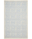 Safavieh Cambridge CAM123A Light Blue / Ivory Area Rug
