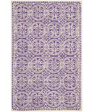 Safavieh Cambridge CAM123K Purple / Ivory Area Rug