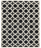 Safavieh Cambridge Cam125e Black / Ivory Area Rug