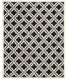 Safavieh Cambridge CAM132E Black / Ivory Area Rug