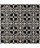 Safavieh Cambridge Cam133e Black / Ivory Area Rug