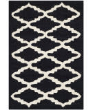 Safavieh Cambridge Cam137e Black / Ivory Area Rug