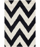 Safavieh Cambridge Cam139e Black / Ivory Area Rug