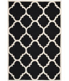 Safavieh Cambridge Cam140e Black / Ivory Area Rug