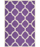 Safavieh Cambridge Cam140k Purple / Ivory Area Rug