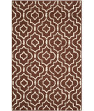 Safavieh Cambridge Cam141h Dark Brown - Ivory Area Rug