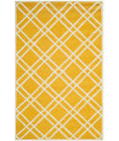 Safavieh Cambridge Cam142q Gold - Ivory Area Rug