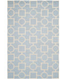 Safavieh Cambridge Cam143a Light Blue - Ivory Area Rug