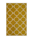 Safavieh Cambridge CAM145Q Gold / Ivory Area Rug