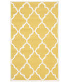 Safavieh Cambridge Cam312q Gold / Ivory Area Rug
