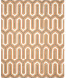 Safavieh Cambridge Cam351y Orange / Grey Area Rug