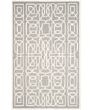 Safavieh Cambridge Cam570d Silver - Ivory Area Rug
