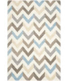 Safavieh Cambridge Cam580b Ivory / Grey Area Rug