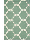 Safavieh Cambridge Cam703t Teal - Ivory Area Rug