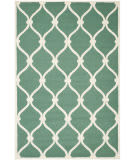 Safavieh Cambridge Cam710t Teal / Ivory Area Rug