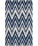 Safavieh Cambridge Cam711m Navy - Ivory Area Rug