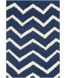 Safavieh Cambridge Cam714m Navy - Ivory Area Rug