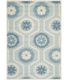 Safavieh Cambridge Cam715b Blue / Ivory Area Rug