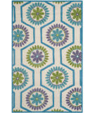 Safavieh Cambridge Cam716a Ivory - Blue Area Rug