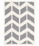 Safavieh Cambridge Cam718d Dark Grey - Ivory Area Rug